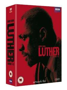 Luther: Series 1-3 (DVD Boxset) Tesco Direct £10