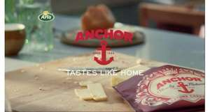 Anchor Cheese (200g) was £2.00 now £1.00 (£5.00 a Kilo) @ Premier Food Stores