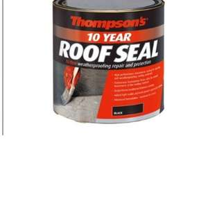 Thompsons Roof Seal 2.5ltr £15.99 @ Screwfix