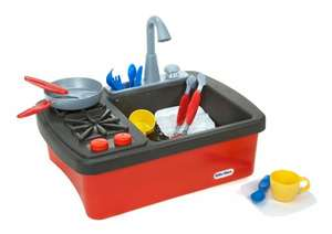 Little Tikes Splish Splash Sink and Stove £10 Click and Collect at Tesco