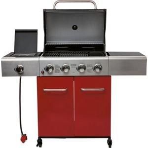HOMEBASE - Outback 4 burner gas bbq - £239.99