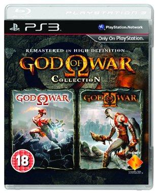 God Of War Collection (Remastered God of War 1+2) - PS3 (New) £12.95 Delivered (3% possible cashback) @ Gameseek