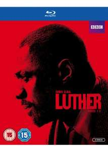 Luther Series 1 -3 (Blu-Ray) £18.99 Delivered @ Base
