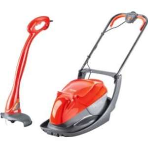 flymo easi glide 330 1400w lawnmower with free flymo strimmer £67.49 at Argos