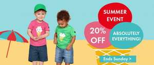 Polarn O Pyret - 20% Off Everything Summer Event