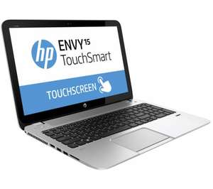"HP ENVY 15-j184sa 15.6"" Touchscreen Laptop, i5-4200M, 4GB Ram, 2GB NVIDIA GeForce GT 840, 1tb sshd - £499.99 + £100 cashback @ Currys"
