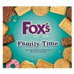 Fox's Family Time 735g Box of Biscuits £1 at Farmfoods
