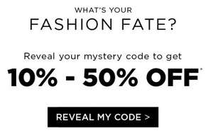How to get up to 50% off Dorothy Perkins Fashion Fate - 40% CODE INSIDE