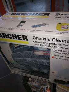 Karcher Chassis Cleaner £18 B & Q
