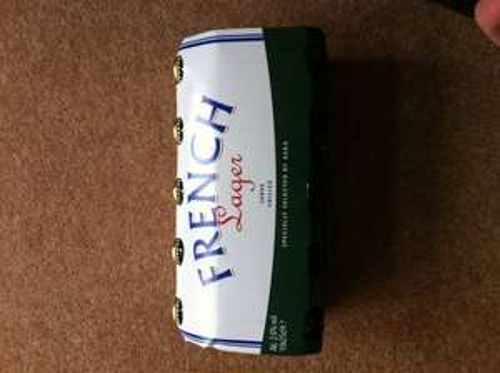 10 bottles of 250mls French Lager for only £1.58 @ ASDA instore