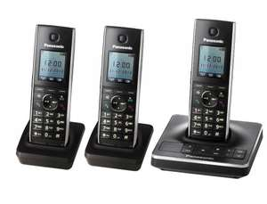 Panasonic KX-TG8563EB Trio Corldess DECT Telephone set with Colour screen and Answer Machine £ 55 @ Sainsbury's in store