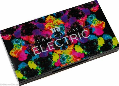Urban Decay Electric Pressed Pigment Palette £25.33 @ Debenhams
