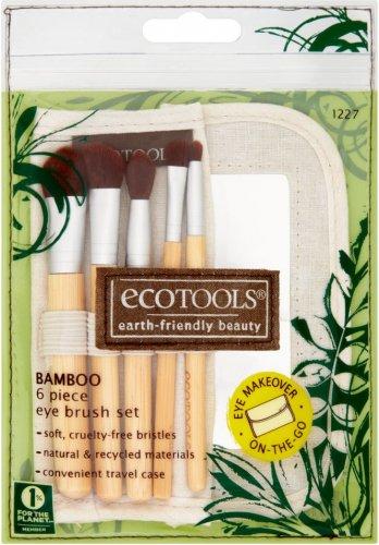 EcoTools 6 piece Eye Makeup Brush Set £5.98 at Asda