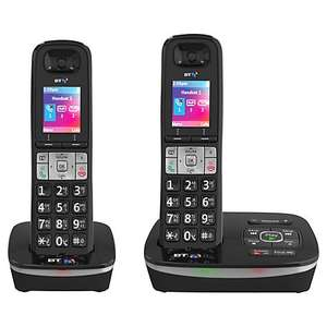 BT 8500 Digital Telephone and Answering Machine with Advanced Call Blocker £49.99 @ John Lewis