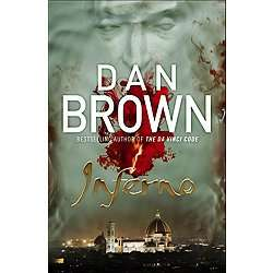 Dan Brown Inferno (HARDBACK book) £4.50 (RRP £20) Tesco Direct . Rivals £8.23 Bookdepository So £3.73 cheaper