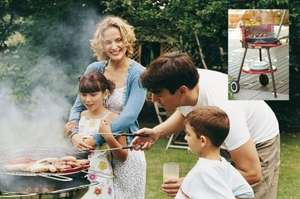 Free BBq from HOMEBASE when you join Quidco by Sunday