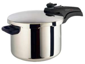 Prestige Smart Plus 6 Litre Pressure Cooker £34.00 @ Tesco Direct