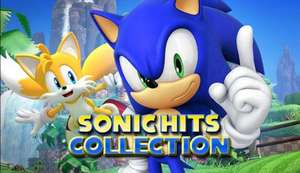 Sonic Hits Collection (PC) - £11.69 - Humble Store