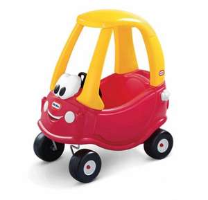 Little Tikes Cozy Coupe £26.25 @ Tesco (Clubcard Boost available too)