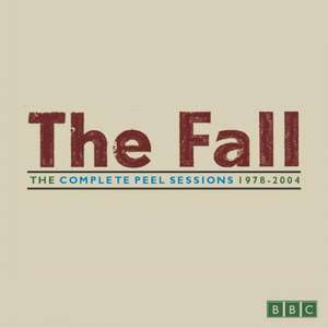 The Fall: Complete Peel Sessions (97 tracks) - £2.99 on Google Play