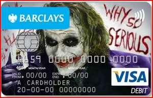 Add a Photo to your Barclays Debit Card Free @ Barclays