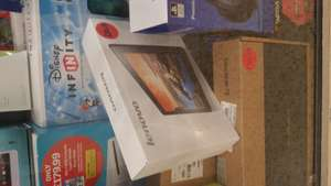 Lenovo tablet clearance at Sainsburys instore! Lenovo yoga 10 now £100, Lenovo A10 £85