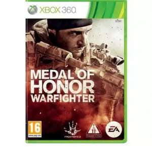 Medal of honour warfighter Xbox 360 (new) £2.99 delivered @ eoutlet UK/eBay