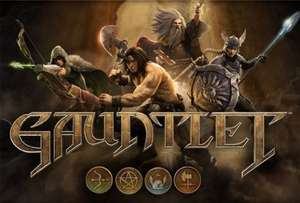 Gauntlet (Steam) £3.75 @ BundleStars (£3.18 via US VPN, Battle Vs Chess £1.95)