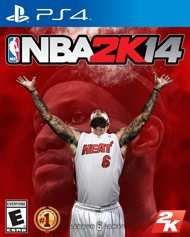 NBA 2K14 (PS4) with Tesco Clubcard Boost!! £11 free p&p