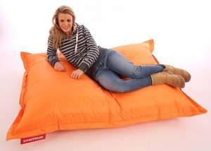 Beach bum Giant Bean Bag (prices are £42.99, £64.99 and £82.99, solo, giant and armchair)