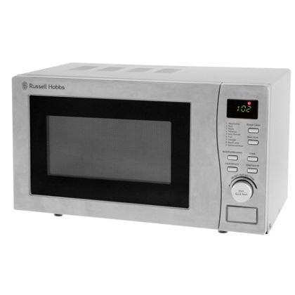 Russell Hobbs - Digital Grill Microwave - Silver - 20L £44.99 using code @ Homebase