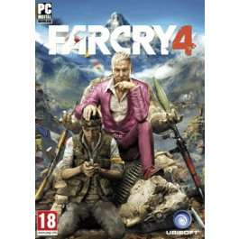 Far Cry 4 PC £14.99 @ CdKeys (with 5% FB Like)