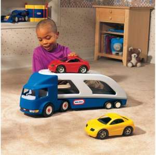 Tesco Direct, Little Tikes Big Car Carrier £15.00