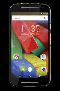 Moto g 4g (2nd gen) £11.50 per month @ Carphone Warehouse