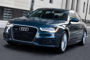 Audi A6 2.0 TDI Ultra SE 4dr Man - 10k miles p.a - 2 year Personal Lease @ £220.80 pm (6+23) at Lease Not Buy Ltd (via Contract Hire and Leasing.com) - Total Cost = £6503.20