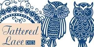 hobbycraft tattered lace dies 2 for £15 instead of £20 each