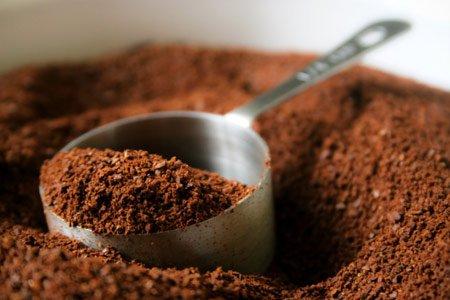 Free coffee grounds @ Waitrose