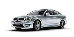 Mercesdes-Benz C Class Diesel Coupe C250 CDI AMG Sport Edition 2DR Auto 26% Off £27595 @ Drivethedeal
