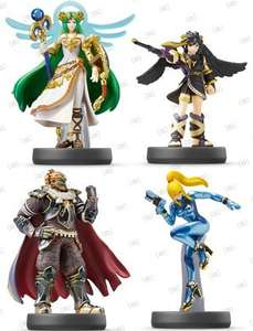 Some Wave 5A Amiibo in Stock to Pre Order £14.99 @ Game!