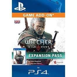 The Witcher 3: Wild Hunt Expansion Pass PS4 / XBOX ONE- Digital Code £16.99 @ cdkeys