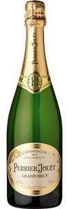 Perrier-Jouët Grand Brut NV Champagne (Mix and match 2 or more) £24.98 each @ Majestic Wine