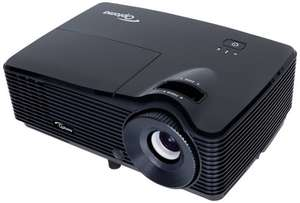 Optoma H181x Full 3D and HD Ready (720p) Home Entertainment Projector £299 @ Amazon