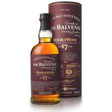 The Balvenie Doublewood 17 year old reduced from £77 to £50 in store in Booths, Ripon