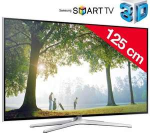 SAMSUNG UE50H6400 - 3D Smart TV £445 with code STAR5UK + £24.90 del (£470.45) - Pixmania