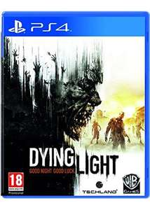 Dying Light PS4 £27.99 @ Base