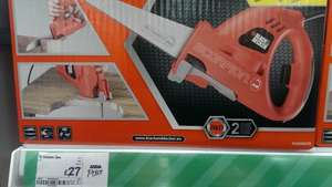 Black and Decker Scorpion saw 400W - £27 in ASDA Living