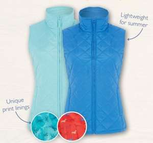Over 40% OFF Tulchan Summer Gilet - Save £20