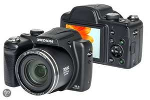 MEDION LIFE X44022 20 MP, WIFI, 35x optical zoom. £85.95