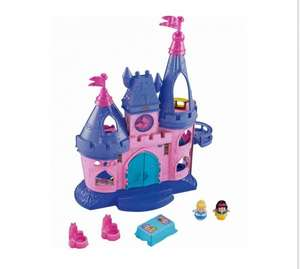 Fisher Price Little People Disney Princess Songs Palace Half Price £27.49 instore @ Argos