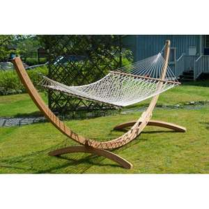 Hammock Heaven Corda Rope Hammock (does not include frame) £34.49 free delivery if spend over £40 @ wayfair